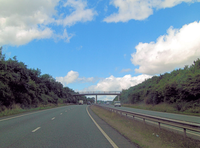 A5 south of Day House