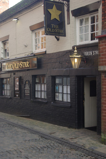 The Old Star, Uttoxeter