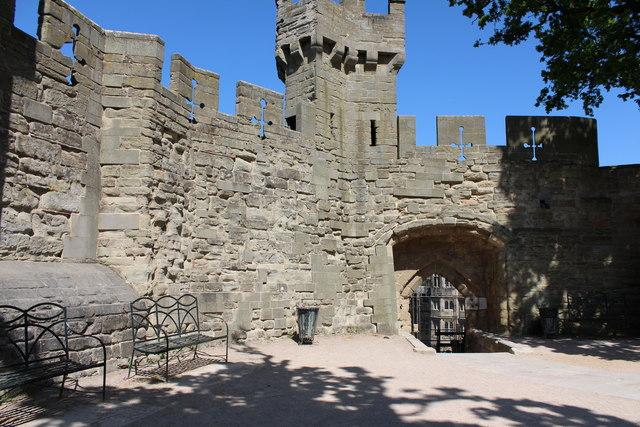 Warwick Castle  (43)