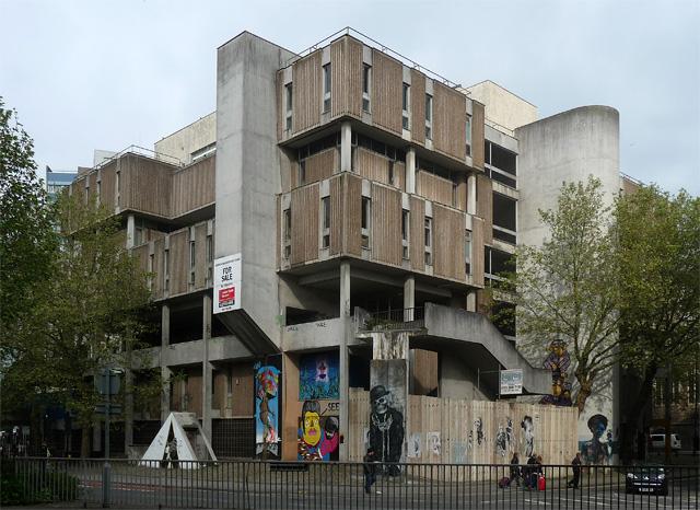 Former Magistrates' Court, Rupert Street, Bristol