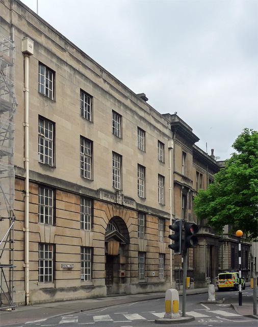 Former police station, Bridwell Street, Bristol