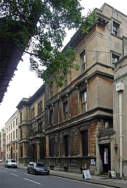 Former police courts, Bridewell Street, Bristol