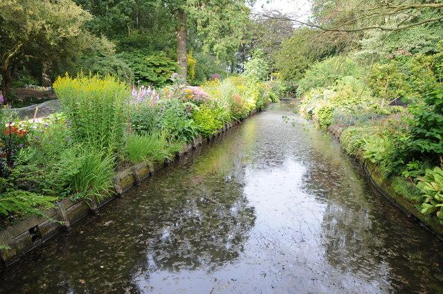 Water Gardens, Dunham Massey