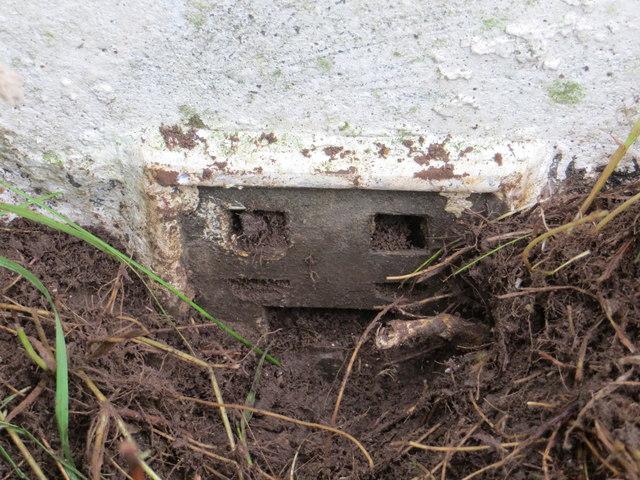 Ordnance Survey Flush Bracket G297