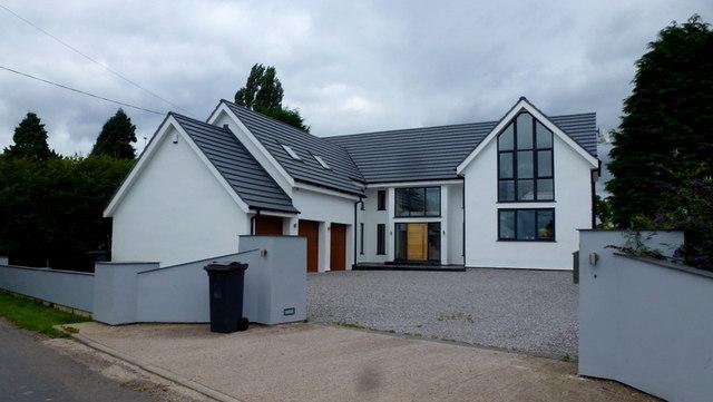 New house on Longford Lane