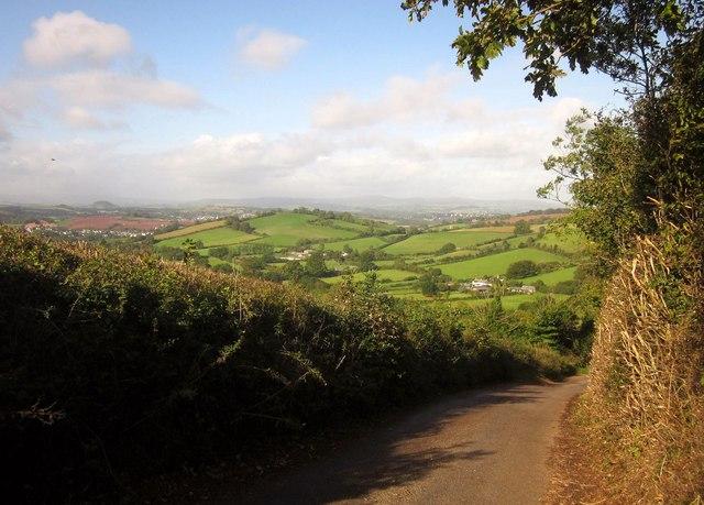 Daccombe Hill