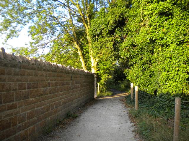 Bridleway from Attenborough to Attenborough