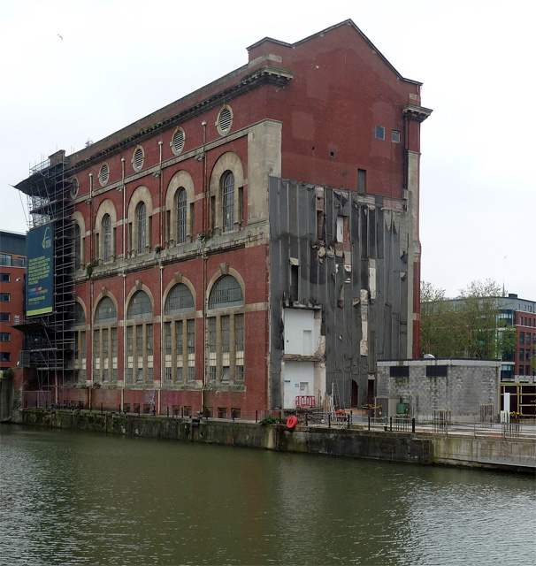 Former Tramways Electricity Generating Station, Counterslip, Bristol