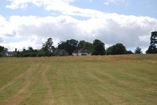Houses, Cinderbank Shaw