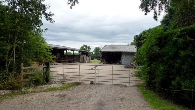 Barns at The Stoop
