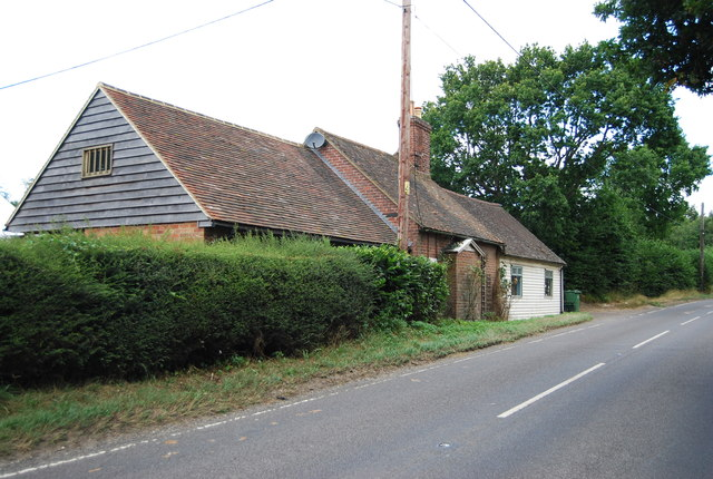 Cottage near Sedlescombe Vineyard