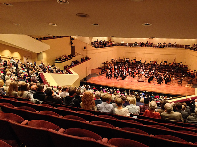 The Royal Concert Hall
