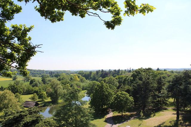 Warwick Castle  (45)