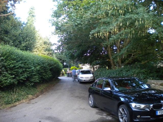 Church Lane, Attenborough