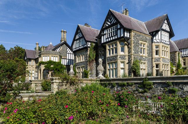 Bodnant House
