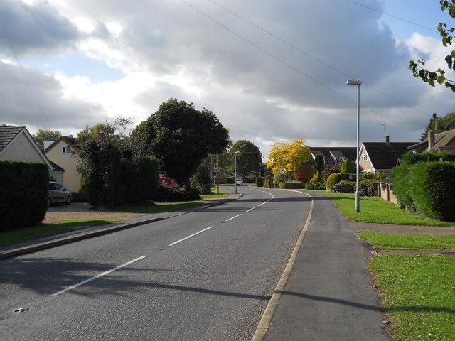 Peakirk Road, Glinton