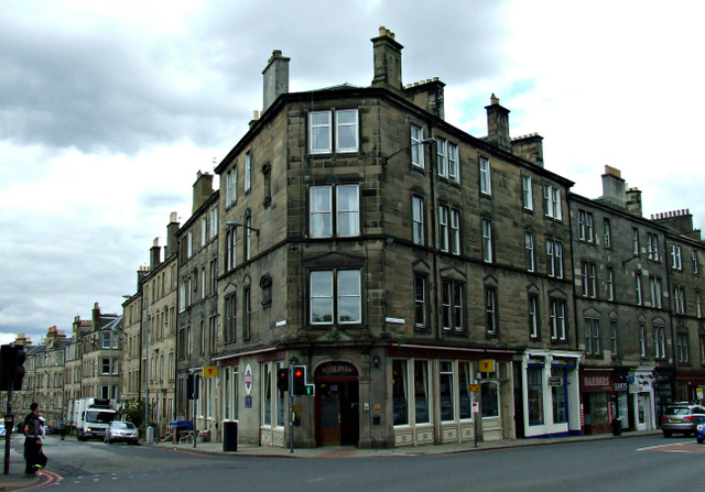 The Roseburn Bar