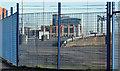 J3474 : The City Quays site, Belfast (4) by Albert Bridge
