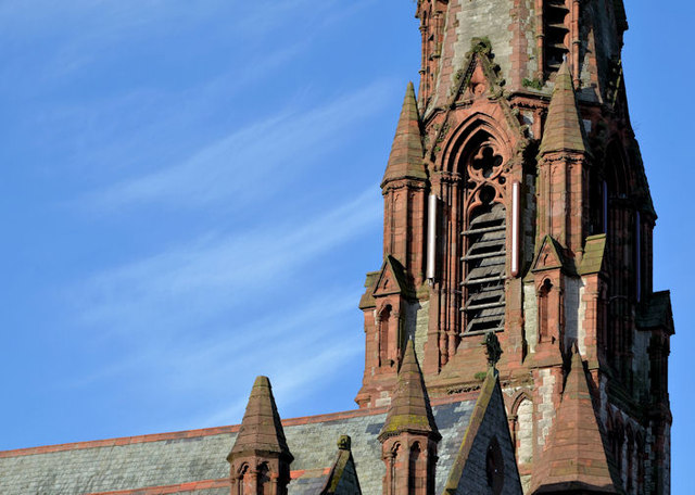 Former Carlisle memorial church, Belfast (4)