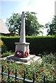 TQ4771 : Foots Cray War Memorial by N Chadwick
