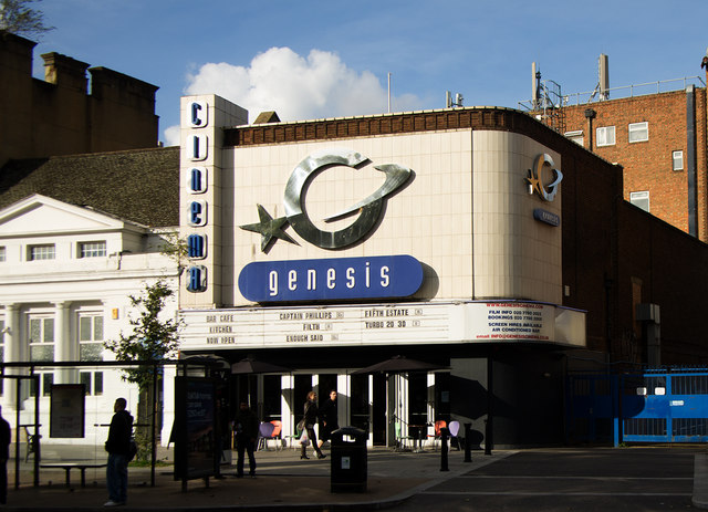Genesis Cinema- BookApartmentsinlondon.co.uk