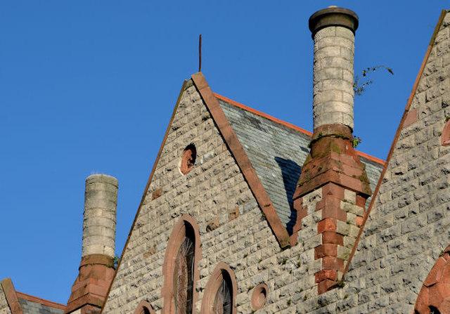 Former Carlisle Memorial church, Belfast (6)