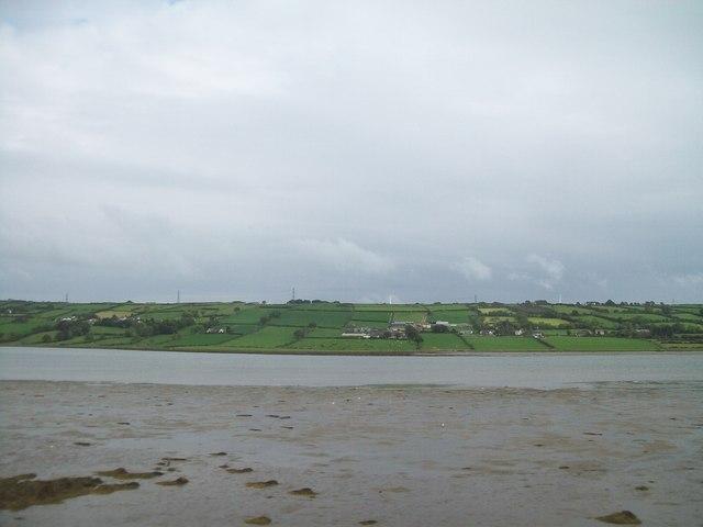 Rural settlement at Ballykeel on Islandmagee