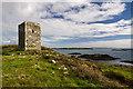 V8627 : Castles of Munster: Black Castle or Leamcon, Cork (2) by Mike Searle