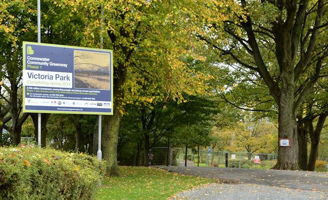 Car Park Near Victoria Square Belfast