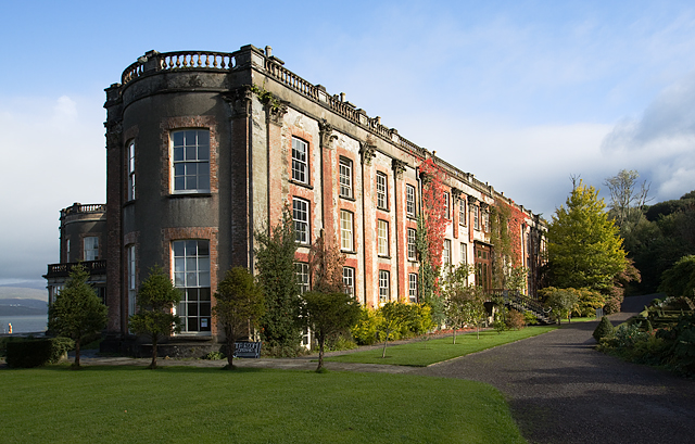 Bantry House 3 Mike Searle Geograph Britain And Ireland