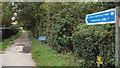 TR1359 : Crab & Winkle Way, Canterbury by Malc McDonald