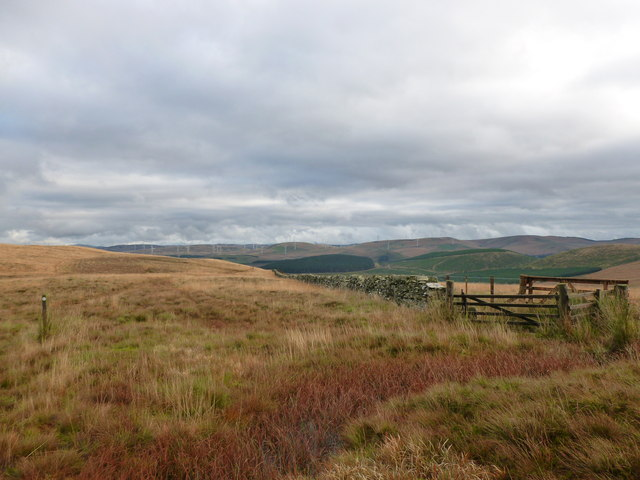 Southern Upland Way, Laght Hill