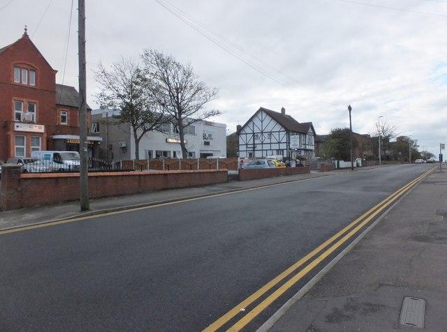 Hornby Road Blackpool Car Park