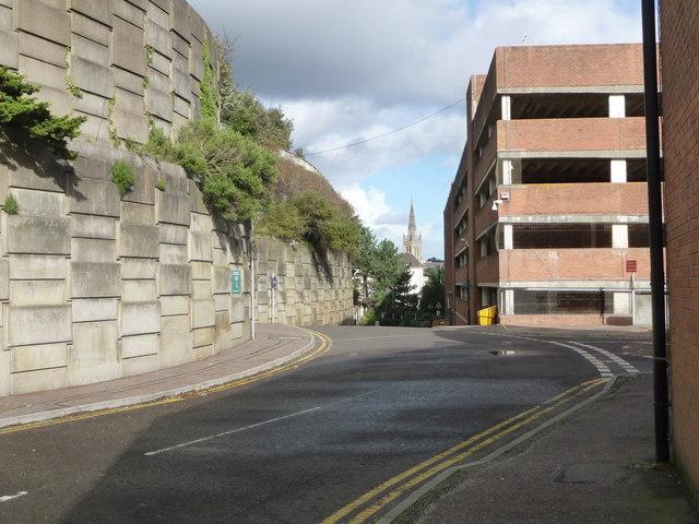 Bournemouth City Centre Car Park Postcode