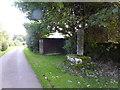SW5035 : An ancient roadside cross by David Medcalf
