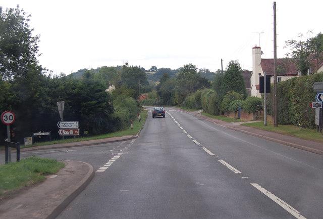 A417 road