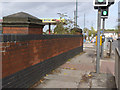 SK5538 : Canal bridge parapet, Abbey Street by Alan Murray-Rust