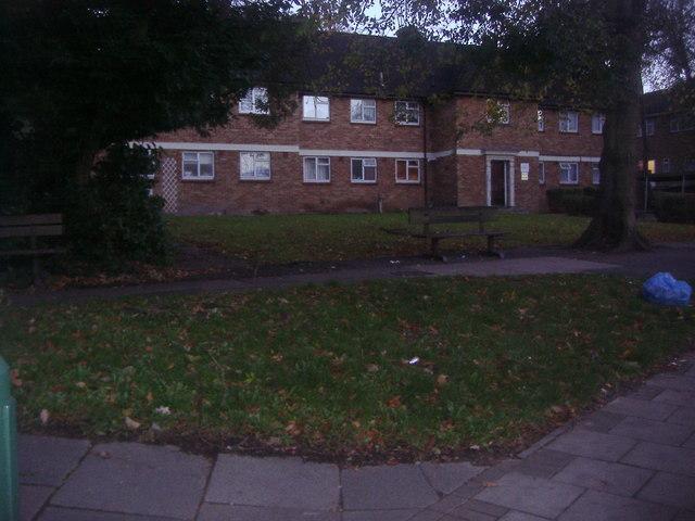 Flats on Stag Lane, Kingsbury