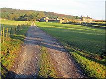 SK2769 : Park Farm by Trevor Rickard
