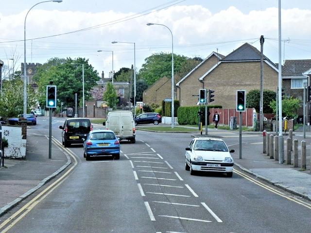 A255 road