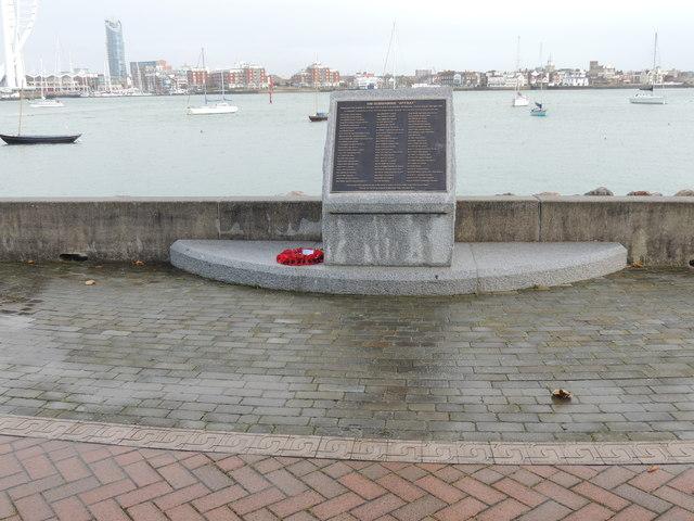 Submarine Memorial - Gosport
