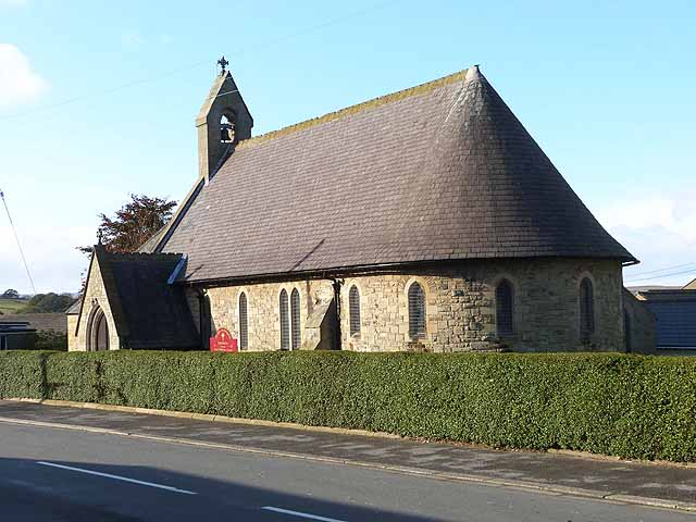 Church of St John the Evangelist, Castleside
