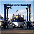 J5082 : Former lifeboat at Bangor : Week 45