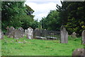 TQ6821 : Graves, Church of St Thomas a Becket by N Chadwick