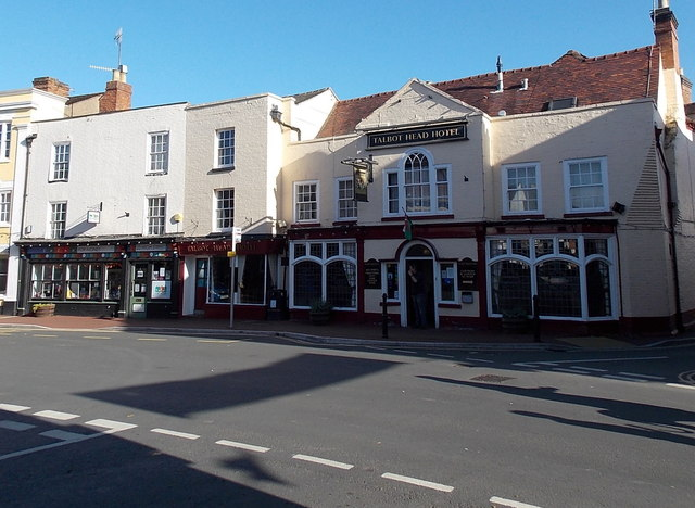 Talbot Head Hotel in Upton-upon-Severn