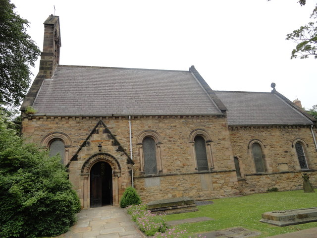 Church of St Mary the Less