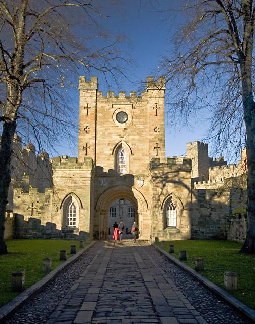 The Gatehouse, Durham Castle