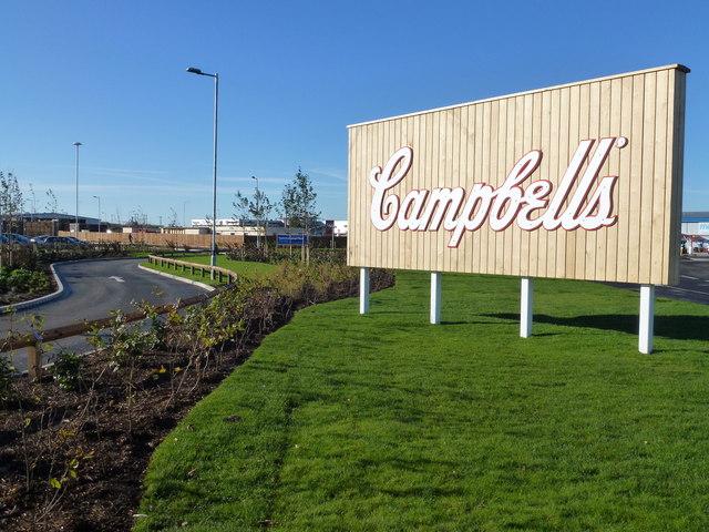 Campbell's, King's Lynn - Gone but not forgotten