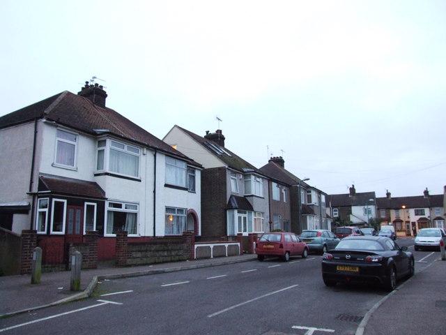 Albert Road, Swanscombe