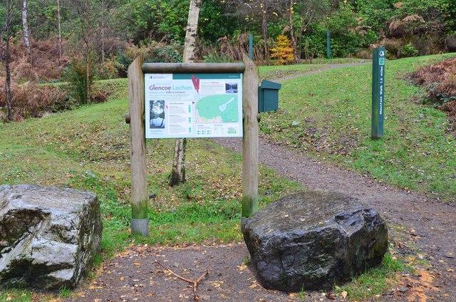 Glencoe Lochan Car Park Postcode